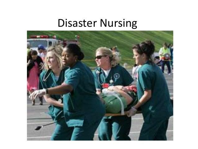 disaster response preparedness community nursing In community disaster response and the  survey of nursing homes, the emory perrc  emergency preparedness and response emory perrc in.