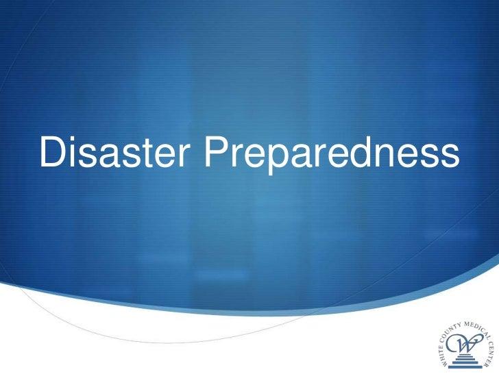 disaster preparedness photo essay topics