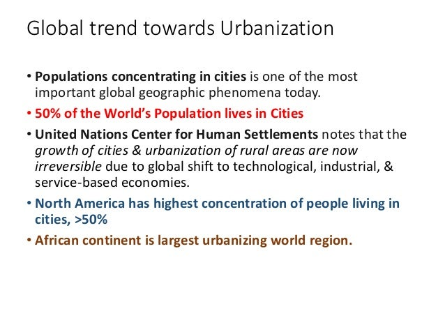 an analysis of the growth of cities and the rate of population urbanization Rapid urbanization and sustainability in saudi empirical analysis of the pace and size of urbanization in ksa in its national population growth rate of 2.