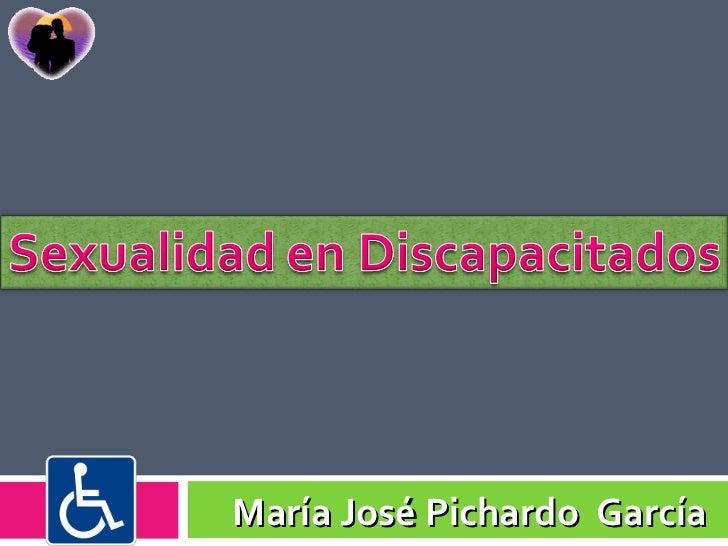 María José Pichardo  García