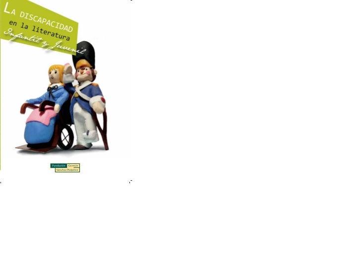 © Centro de Documentación e Investigación de Literatura Infantil y Juvenil© Fundación CNSE para la supresión de las barrer...