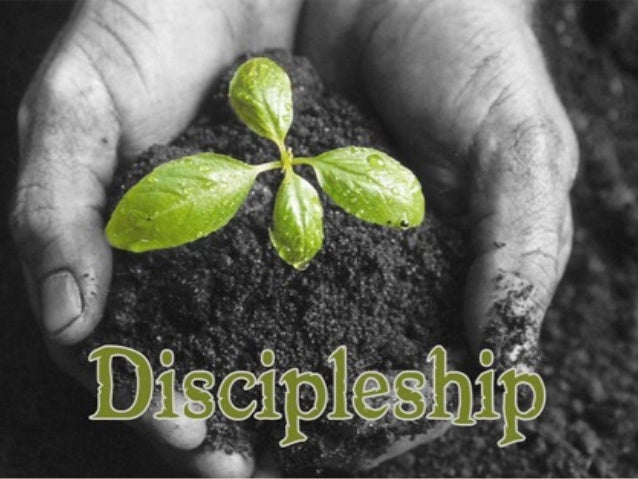 "DISCIPLESHIP  My subject is ""Discipleship"". I do not know how you will take what I have to say. It will be rather difficul..."