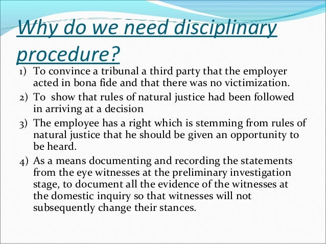 disciplinary action for workers who access Get an answer for 'when is disciplinary action necessary in the workplace' and find homework help for other employee discipline questions at enotes.