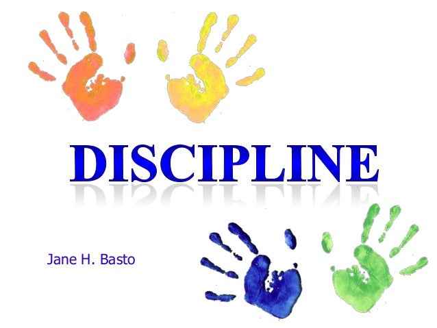 Discipline In Classroom Management