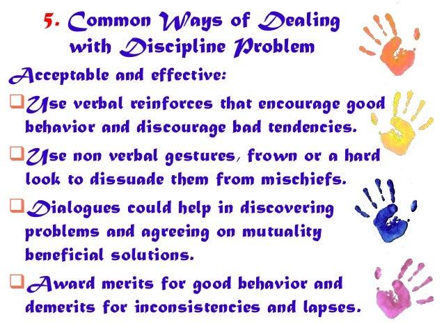 Problem of Indiscipline in School (Report) Essay - 821