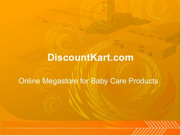 DiscountKart.comOnline Megastore for Baby Care Products