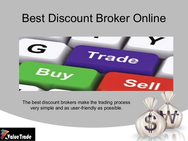 Online stock broker in us