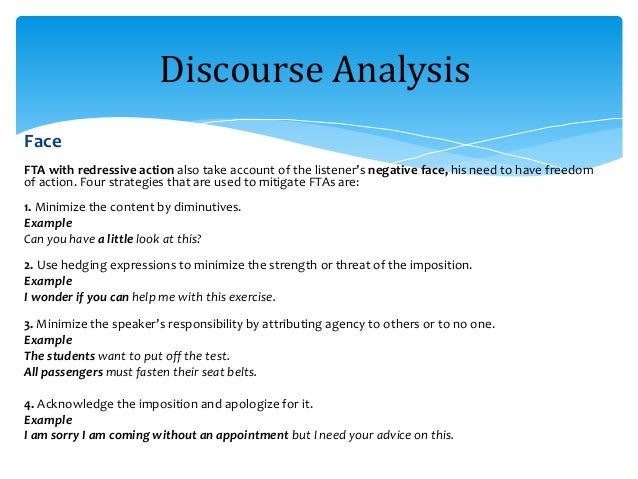 on discourse analysis looking at a Genre analysis essay to deepen our understanding of discourse community concepts when we conduct a genre analysis, then, we are looking at the forms of two different texts within or across discourse communities.