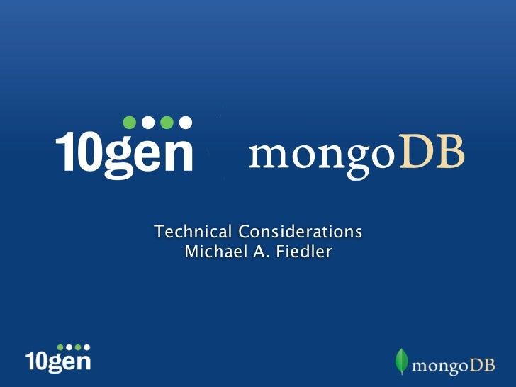 Discover MongoDB - Israel