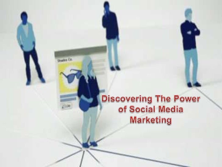 …start to make use of socialnetwork to assist them topromote their new products orservices because they know themagic of s...
