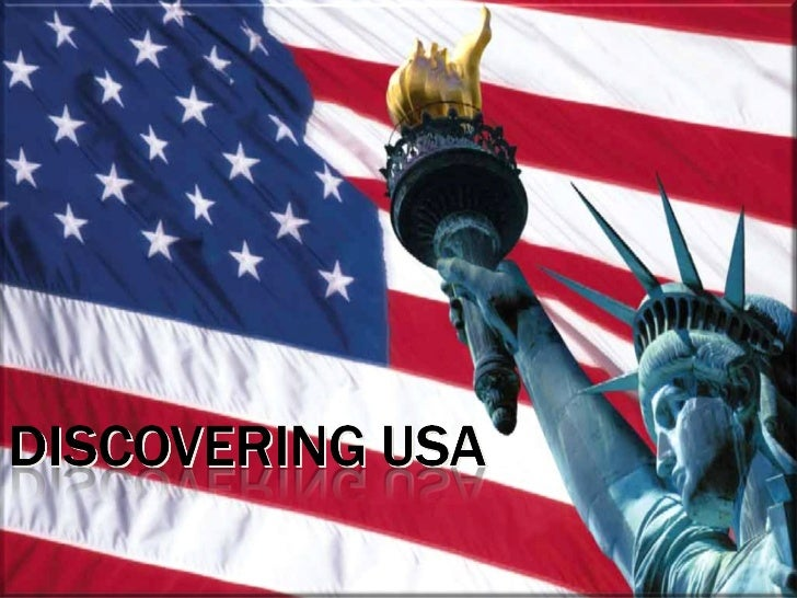 Discovering usa