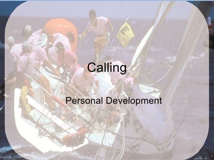 Discovering your calling purpose