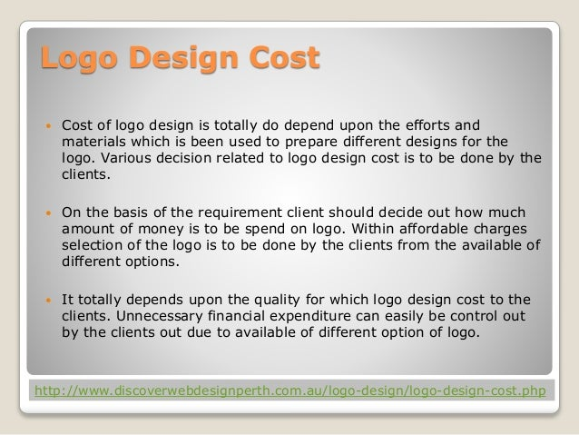 How much should a professional logo design cost