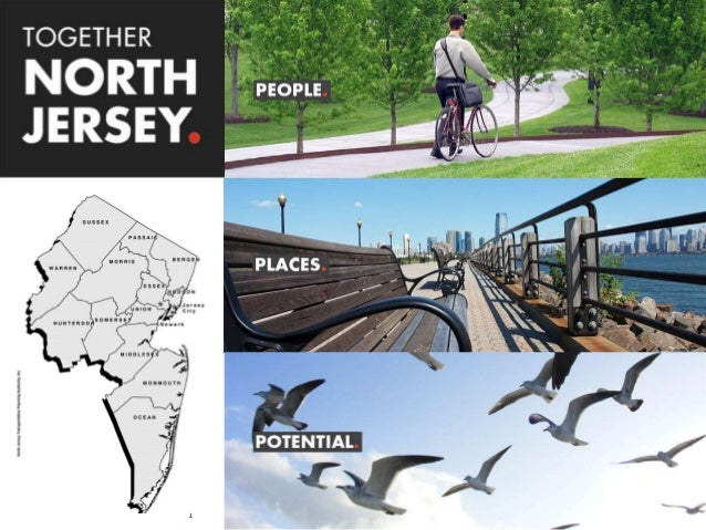 Together North Jersey Discovery Phase Presentation