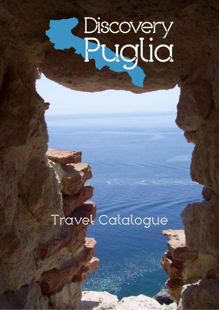 Discovery Puglia catalogue