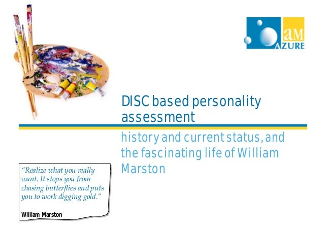 """DISC based personality assessment  """"Realize what you really want. It stops you from chasing butterflies and puts you to wo..."""