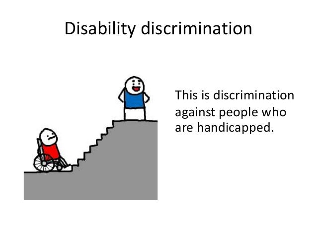 common causes discrimination Prejudice and discrimination can take place on the basis of race (physical characteristics like skin color)  it is the least common cause of prejudice.