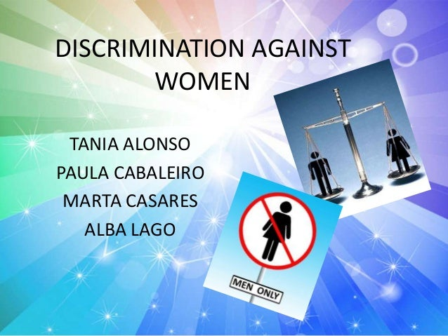 essay discrimination against women in the workplace