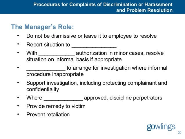 civil litigation process for sexual harassment essay Court papers show 238 harassment gender discrimination or sexual harassment where companies used common civil litigation tactics to.