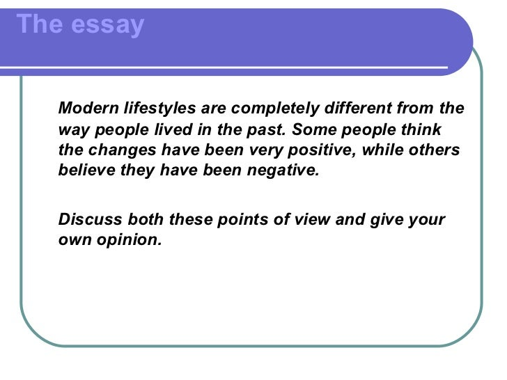 essay changes One of the most popular essay topic among students is essay about life where every student tries to describe his/her life, problems, priorities and outlooks to write a good essay about.