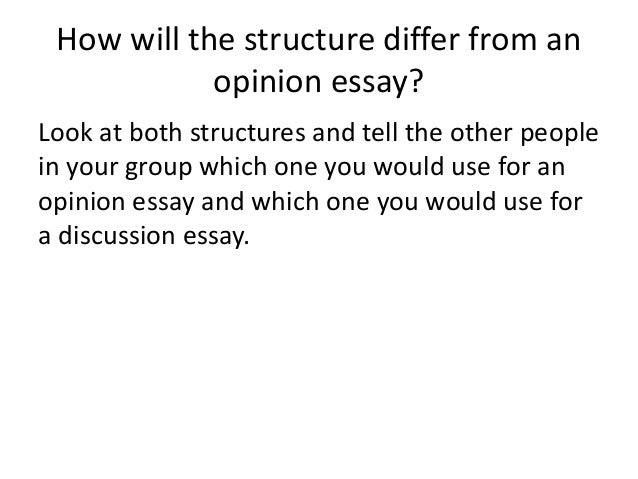 Discussion essay ielts