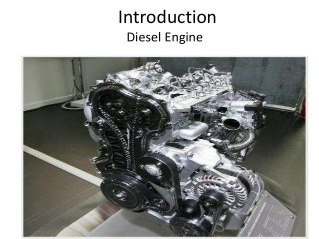 Introduction Diesel Engine
