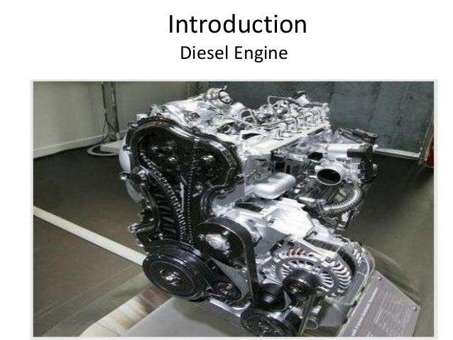 presentation on Diseal engine