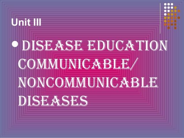 Disease educ,  communicable - duskyrose 29