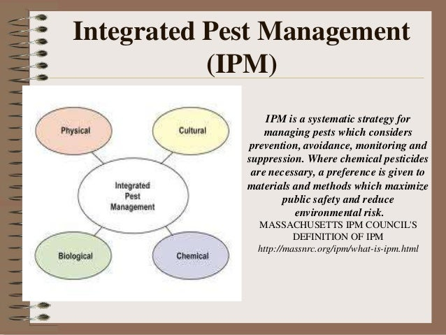 biological control as a pest management strategy Using biological-control strategies for turf part 1: insects control starts with good culture in any pest-management program.