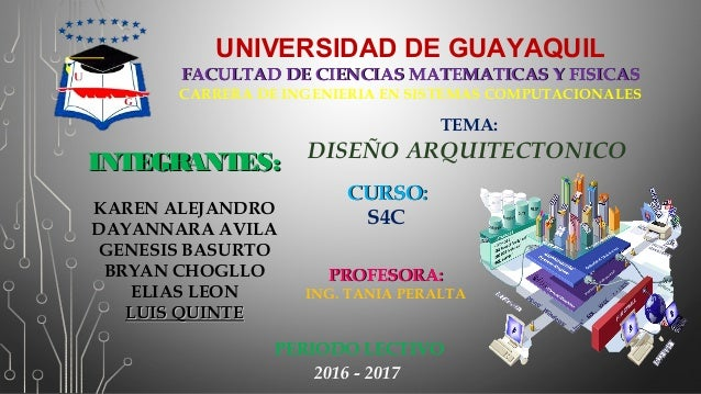 Diseno arquitectonico ingenieria software for Software de diseno arquitectonico