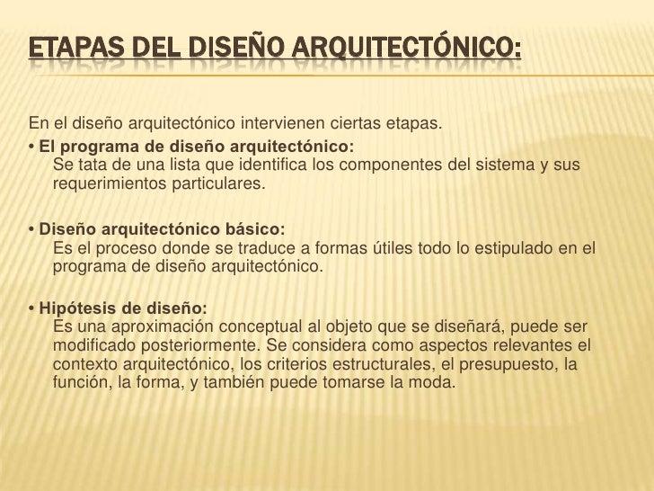 dise o arquitect nico On programas para diseno arquitectonico