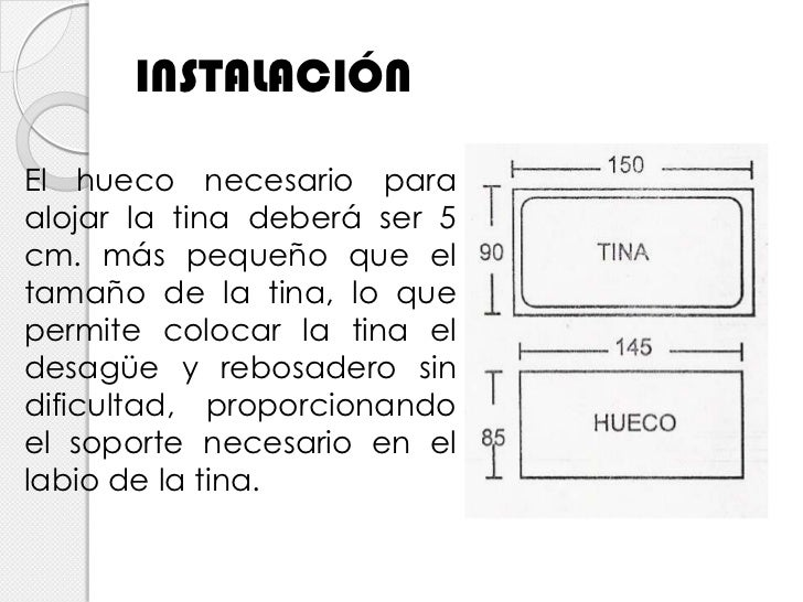 Tinas De Baño Ala Medida:Diseño básico de red hidráulica en tinas de baño y albercas