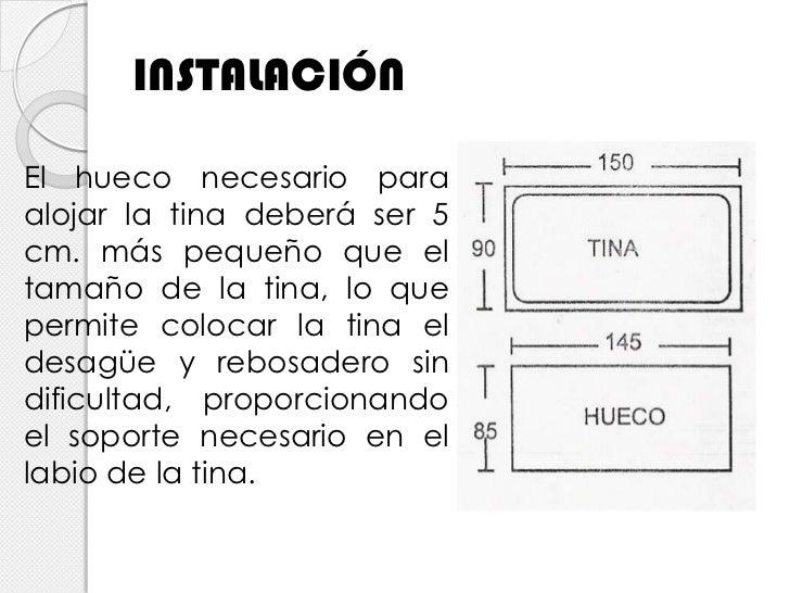 Tinas De Baño Medidas ~ Dikidu.com