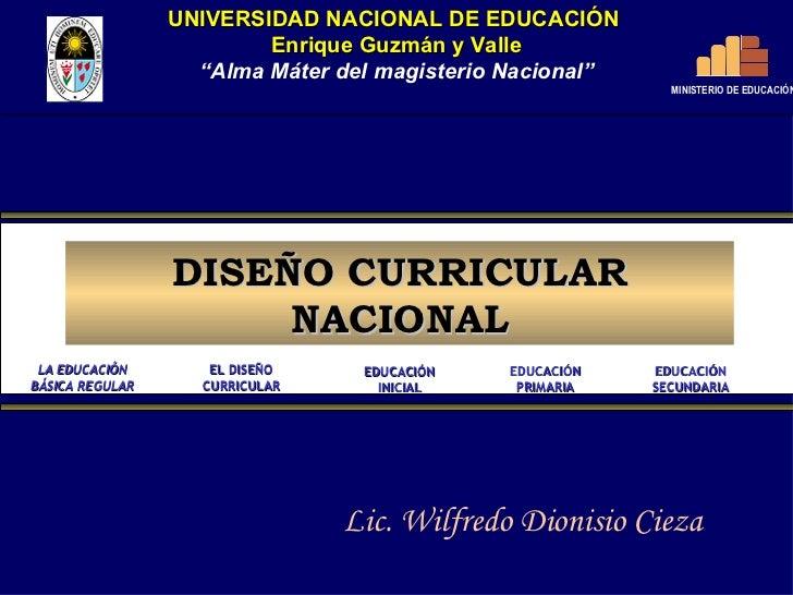 """UNIVERSIDAD NACIONAL DE EDUCACIÓN  Enrique Guzmán y Valle """" Alma Máter del magisterio Nacional"""" EDUCACIÓN INICIAL EDUCACIÓ..."""