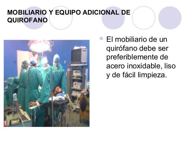 Dise o del centro quirurgico for Sillas para quirofano