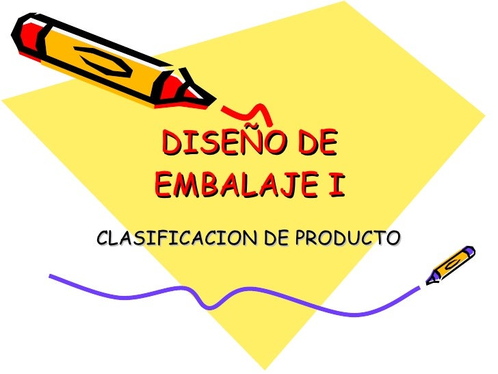 DiseñO De Embalaje I