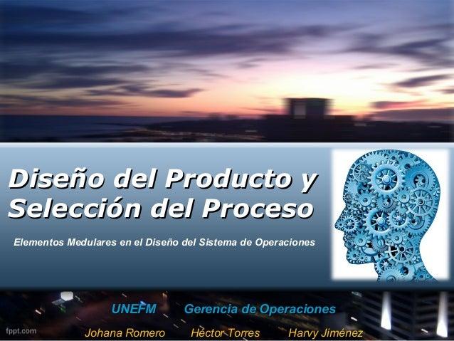 Diseño de Sistemas de Operaciones