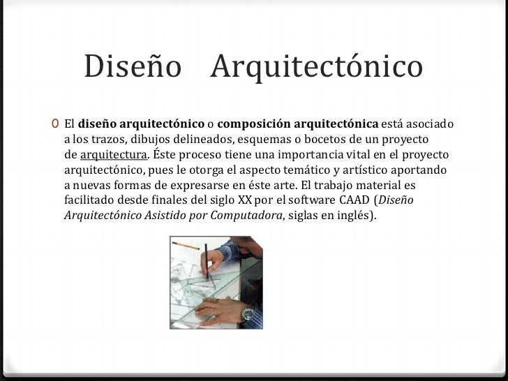 Tipos de dise o for Software de diseno arquitectonico