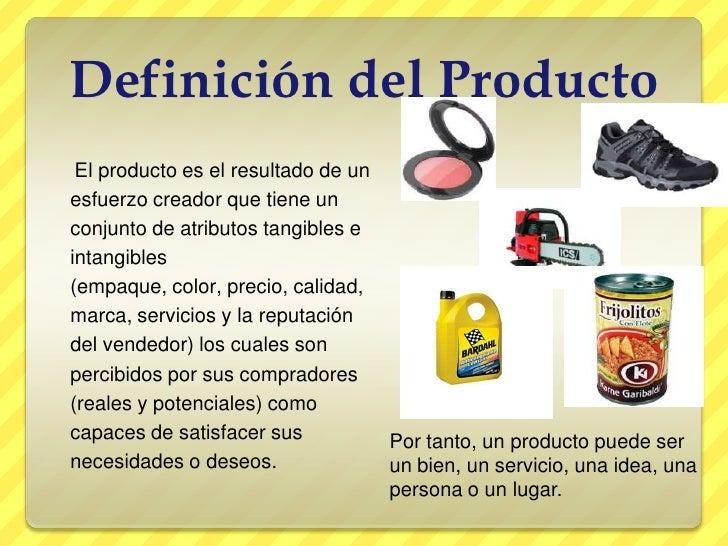 Dise o y desarrollo del producto - Descripcion del producto ...