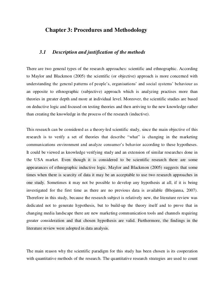 Dissertation proposal new media