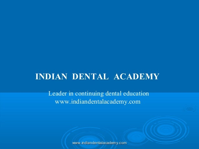 Disinfection procedures /certified fixed orthodontic courses by Indian dental academy
