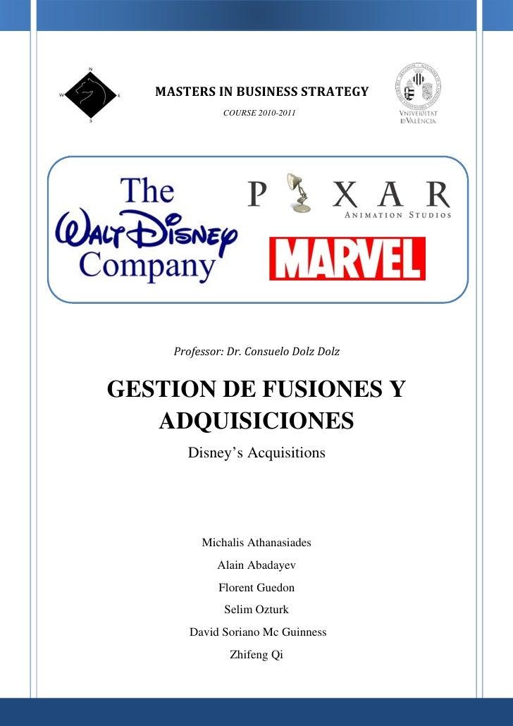Disney Pixar - Marvel