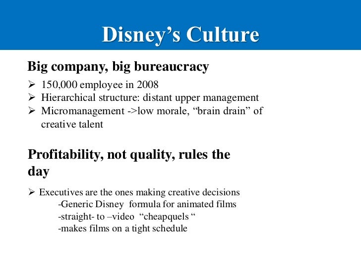 disney creativity teamwork Disney displays their success in creativity and teamwork everyday through theme parks and resorts, media and entertainment, and merchandise before achievements are made, there is a creative process to be explored.