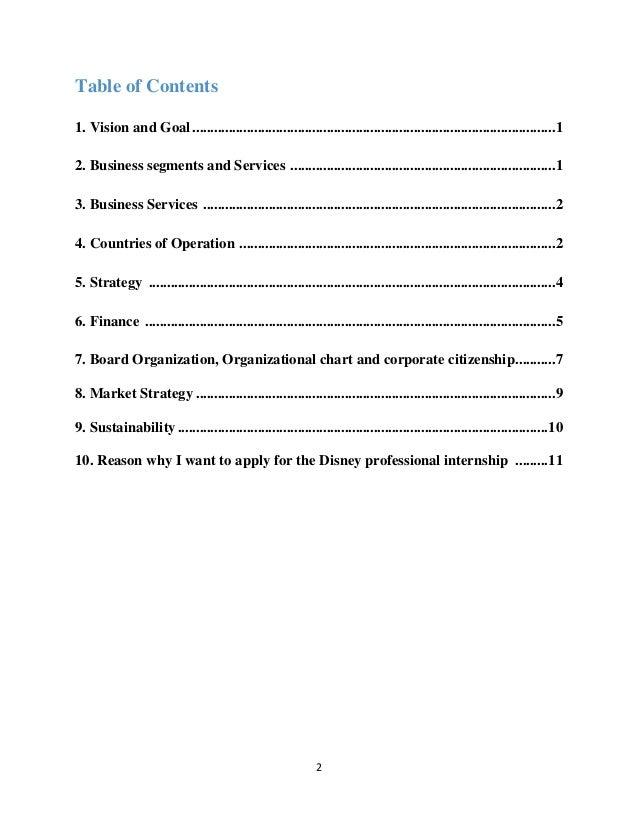 Student essays walt disney