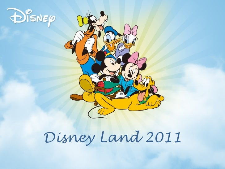 Disney Land 2011
