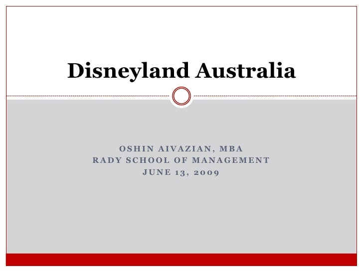 service marketing case study euro disney