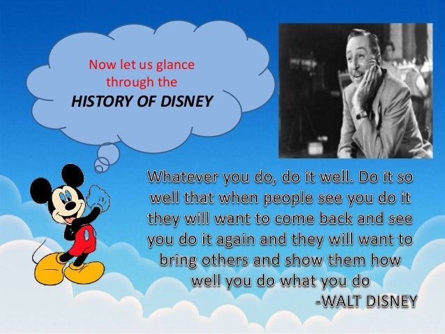 walt disney marketing case study Read this business case study and over 88,000 other research documents the walt disney company the walt disney company the entertainment king 9045-01659 9044-04083 9044-11144 6022-47588 9045-72919 i executive summary after analyzing the walt disney walt disney company analysis and marketing.