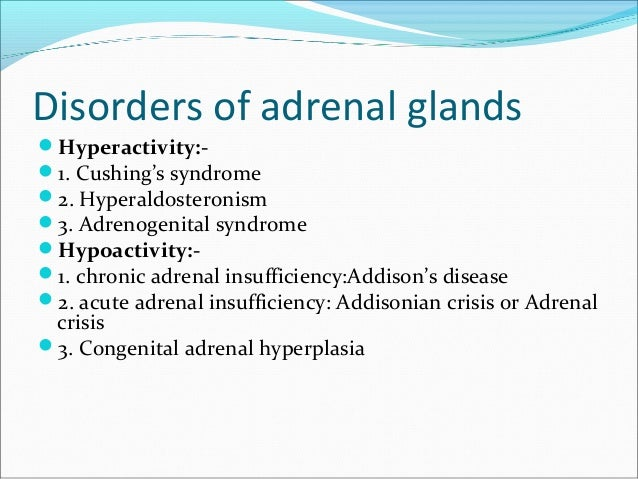 adrenal insufficiency versus steroid withdrawal