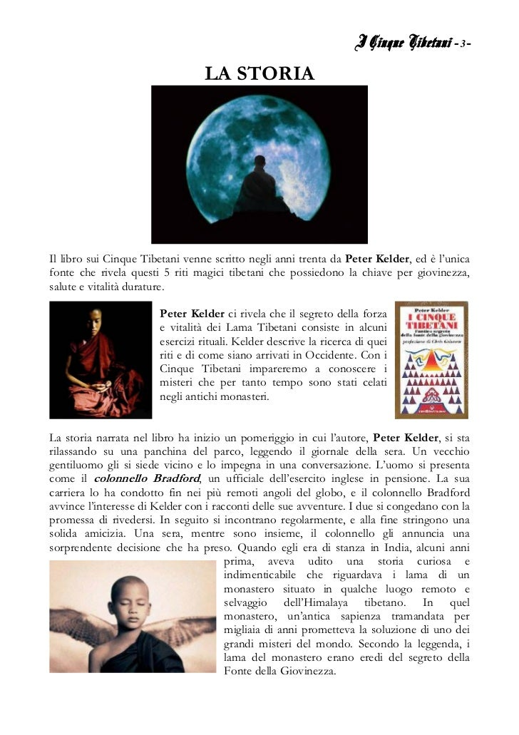 peter kelder i cinque tibetani pdf free