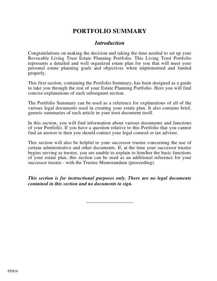 Estate Distribution Letter Template. Models Of Letter Of ...